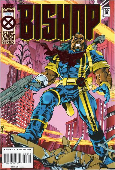 Bishop 3-A by Marvel