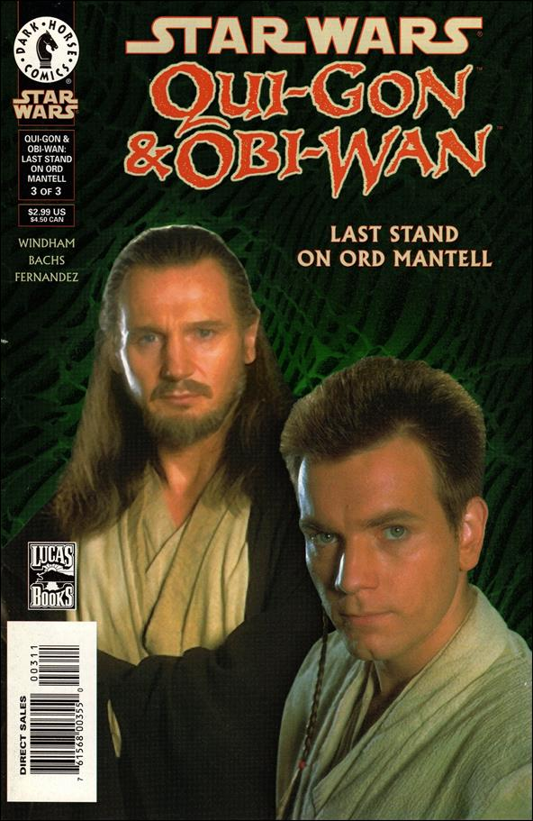 Star Wars: Qui-Gon & Obi-Wan - Last Stand on Ord Mantell 3-B by Dark Horse