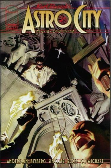 Kurt Busiek's Astro City (1996) 6-A by Homage Comics