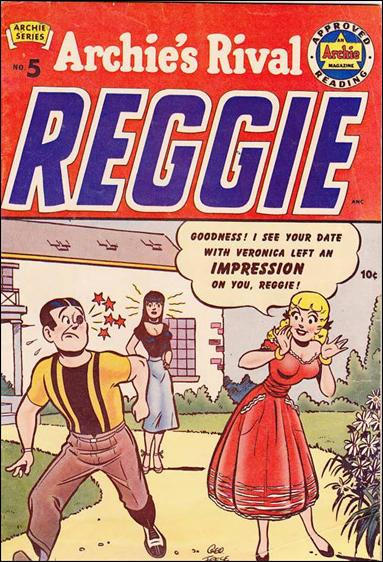 Archie's Rival Reggie 5-A by Archie