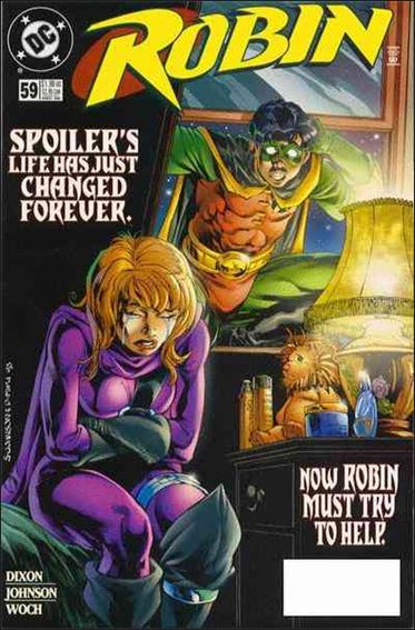 Robin (1993) 59-A by DC