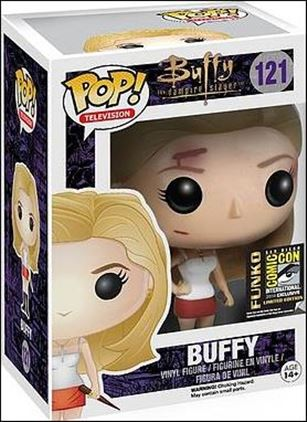 POP! Television Buffy (Battle Damaged)