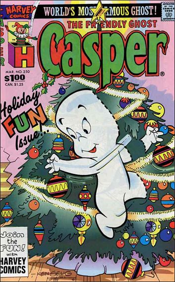 Friendly Ghost, Casper 250-A by Harvey