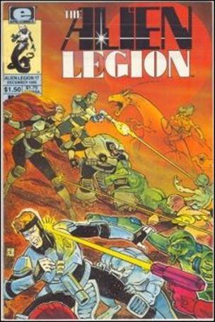 Alien Legion (1984) 17-A