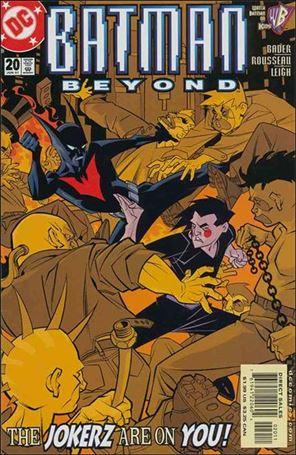 Batman Beyond (1999/11) 20-A