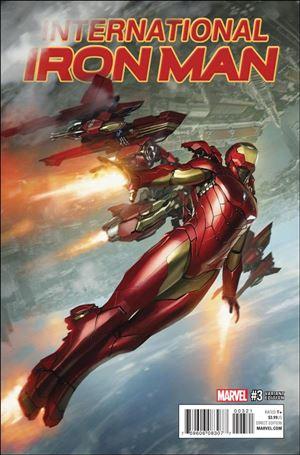 International Iron Man 3-B