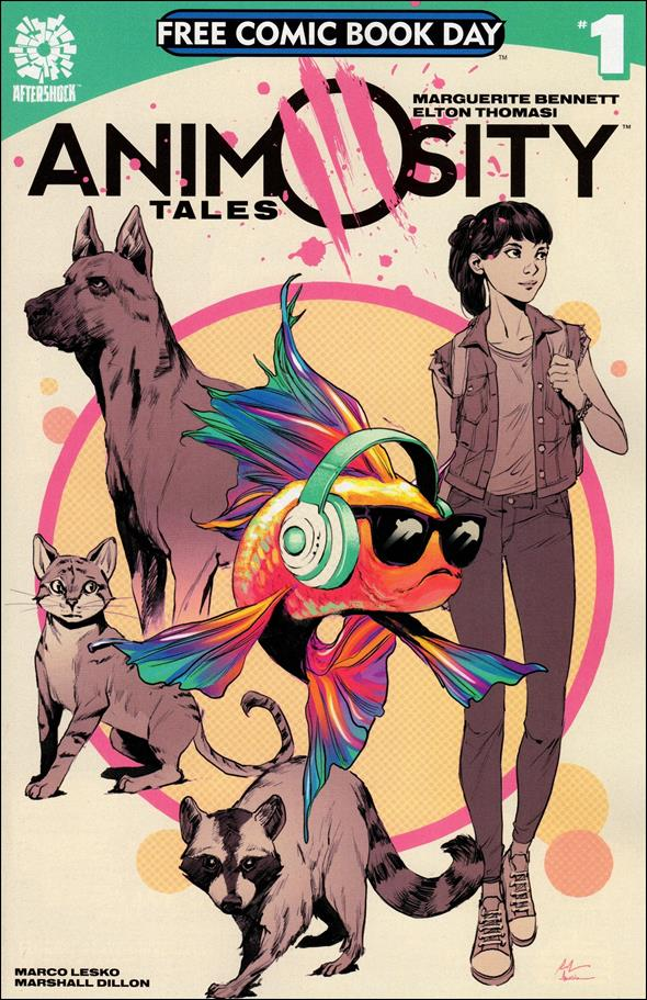 Animosity Tales 1-A by AfterShock