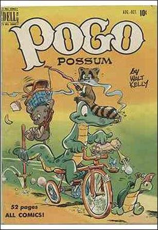 Pogo Possum 3-A