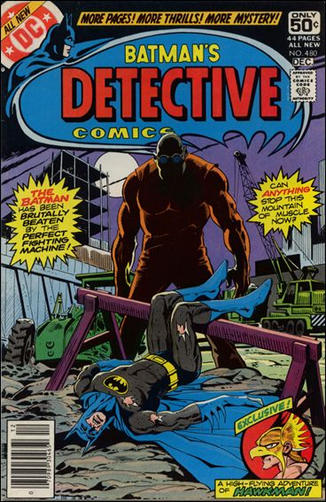 Detective Comics (1937) 480-A by DC