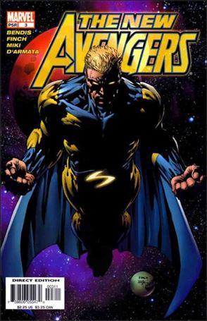 New Avengers (2005) 3-A