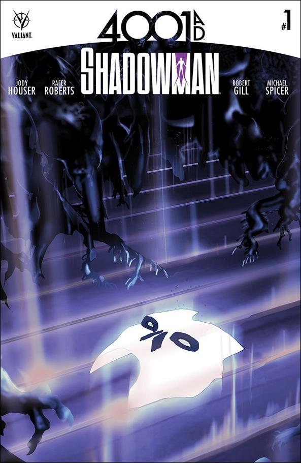 4001 A.D.: Shadowman 1-A by Valiant Entertainment
