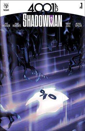 4001 A.D.: Shadowman 1-A
