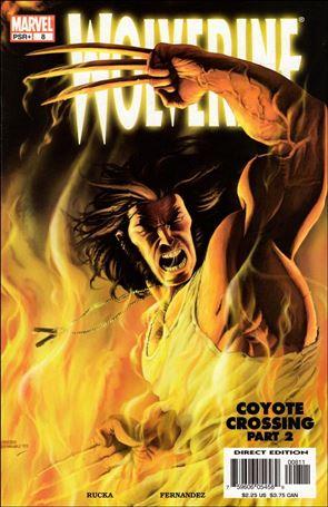 Wolverine (2003)  8-A