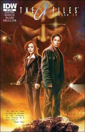 X-Files: Season 10 5-A