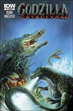Godzilla: Cataclysm 2-B