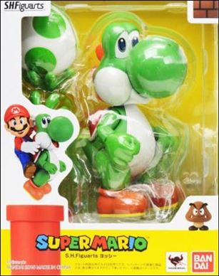Super Mario (S.H.Figuarts)  Yoshi