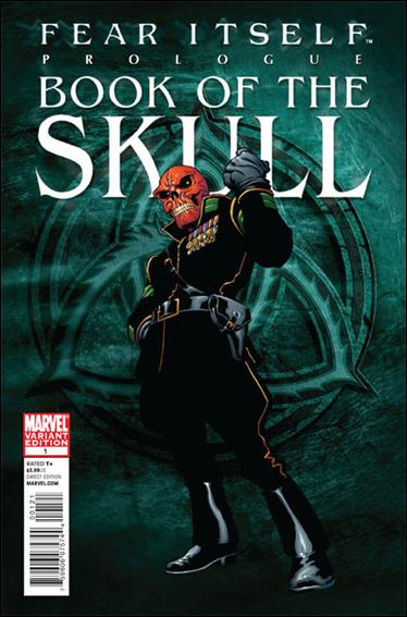 Fear Itself: Book of the Skull 1-B by Marvel