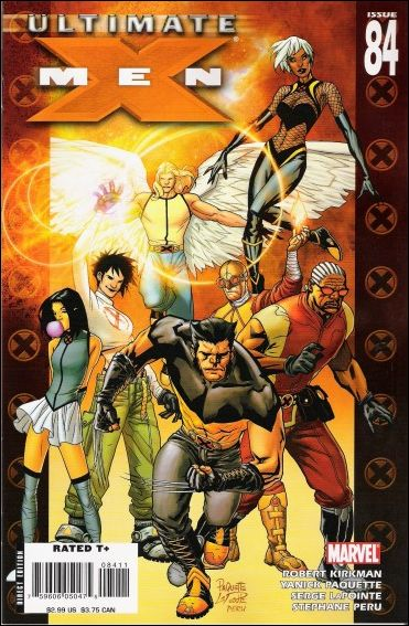 Ultimate X-Men (2000) 84-A by Marvel