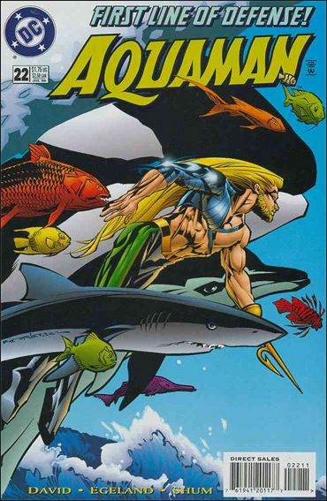 Aquaman (1994) 22-A by DC