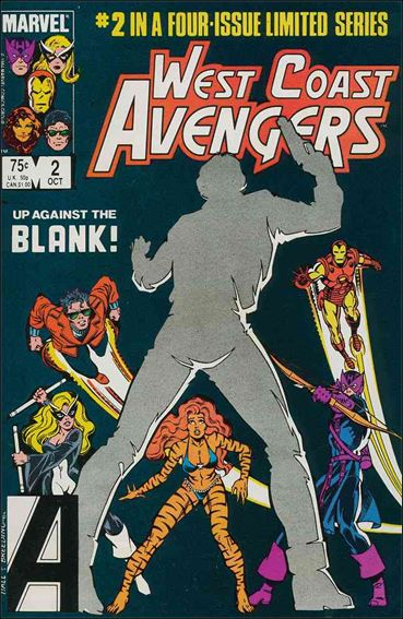 West Coast Avengers (1984) 2-A by Marvel