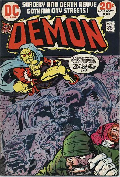 Demon (1972) 13-A by DC