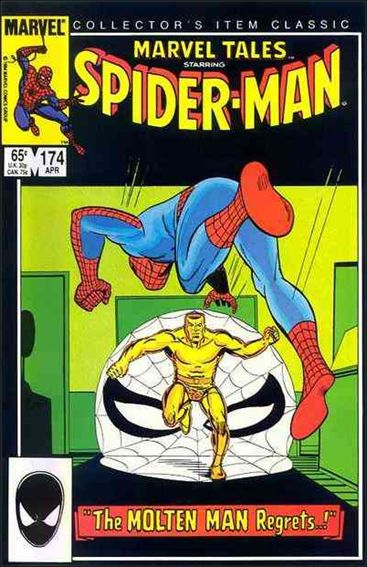 Marvel Tales (1966) 174-A by Marvel