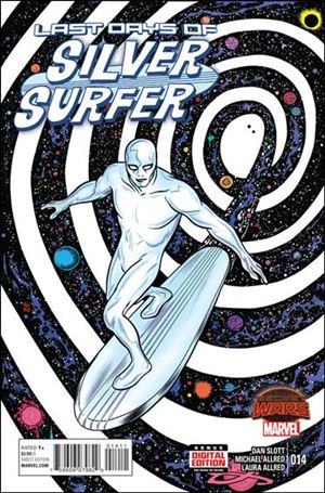 Silver Surfer (2014) 14-A