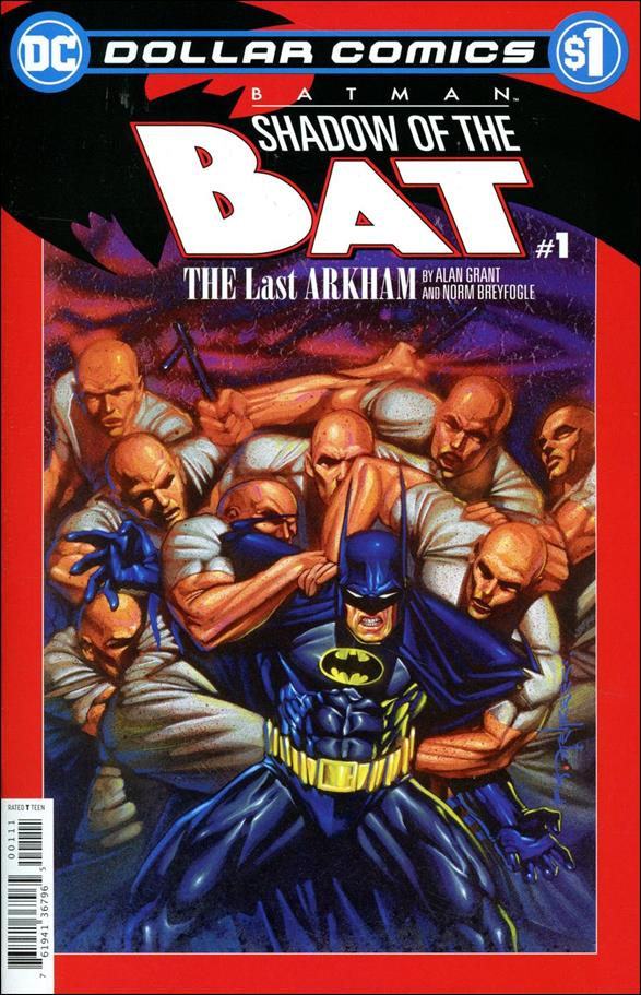 Batman: Shadow of the Bat 1-C by DC