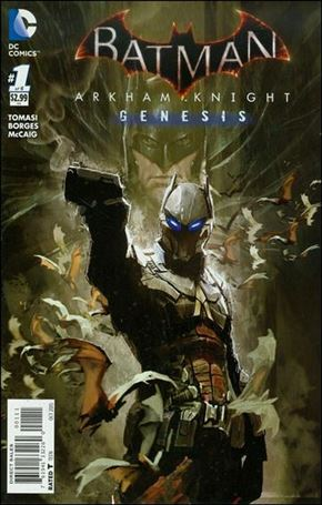 Batman: Arkham Knight: Genesis 1-A