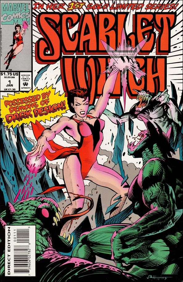 Scarlet Witch (1994) 1-A by Marvel