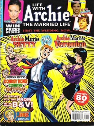 Life with Archie (2010) 8-A