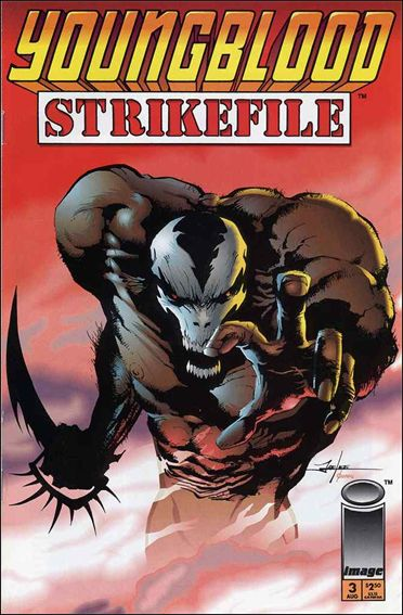 Youngblood: Strikefile 3-A by Image