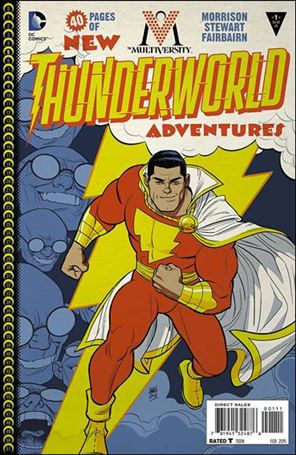 Multiversity: Thunderworld 1-A