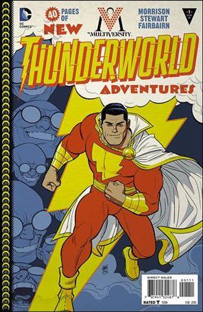 Multiversity: Thunderworld Adventures 1-A
