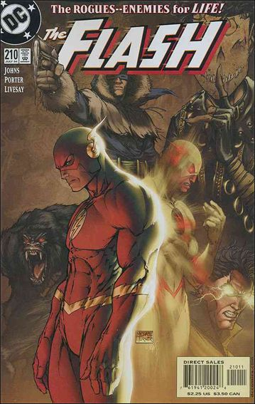 Flash (1987) 210-A by DC