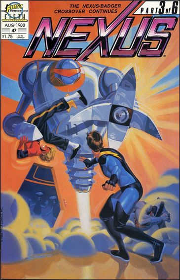Nexus (1985) 47-A by First