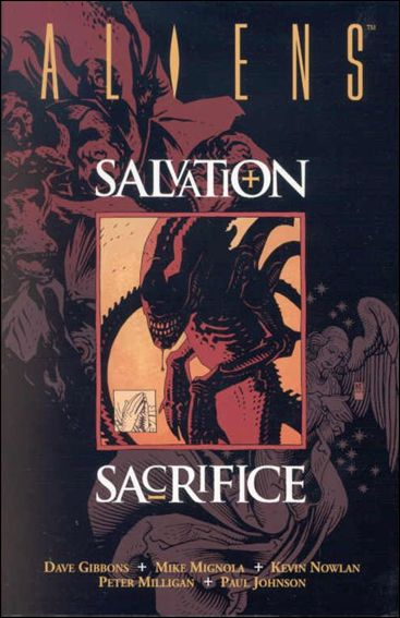 Aliens: Salvation and Sacrifice 1-A by Dark Horse
