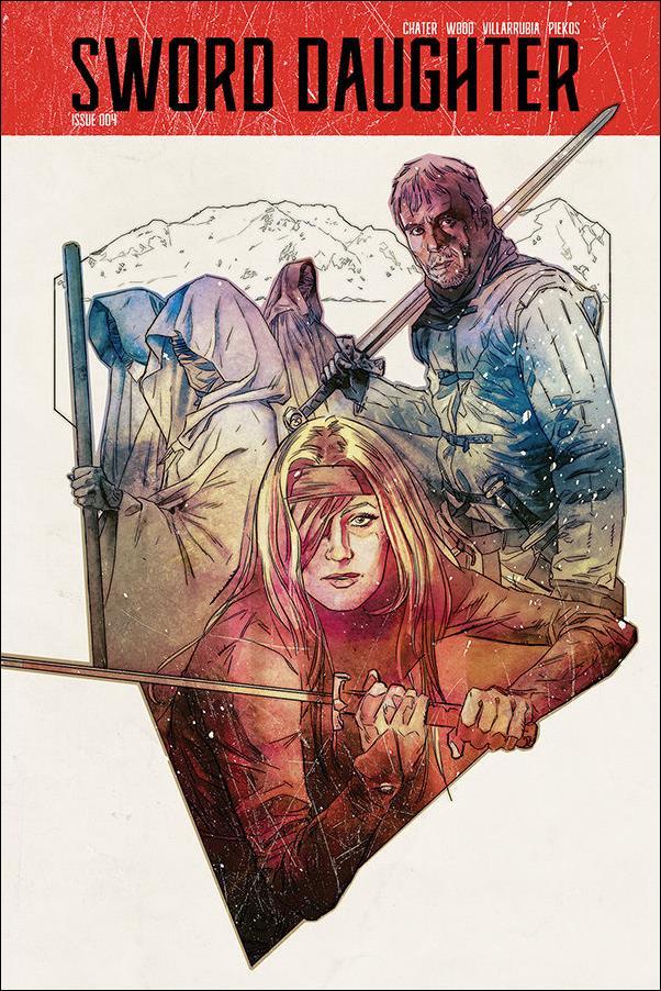 Sword Daughter 4-B by Dark Horse
