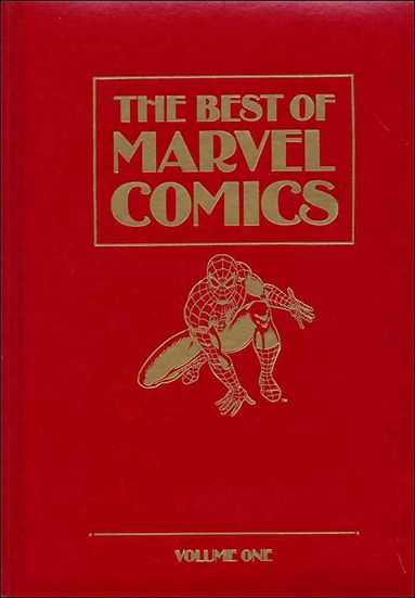 Best of Marvel Comics 1-A by Marvel