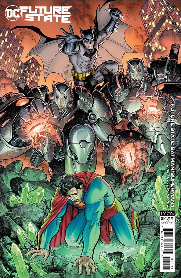 Future State: Batman/Superman 1-B by DC