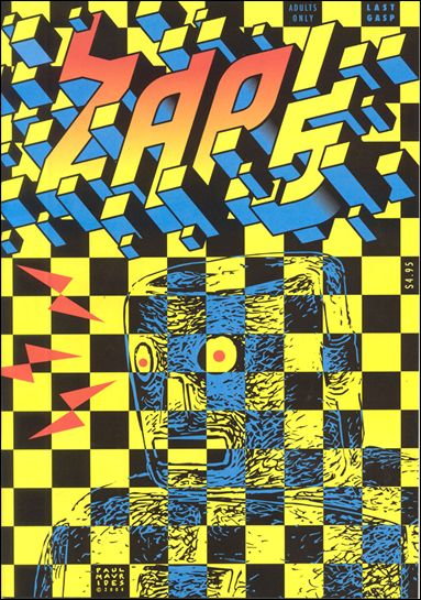 Zap Comix 15-A by Last Gasp