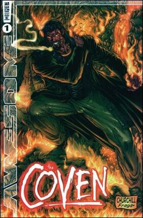 Coven (1999) 1-C by Awesome
