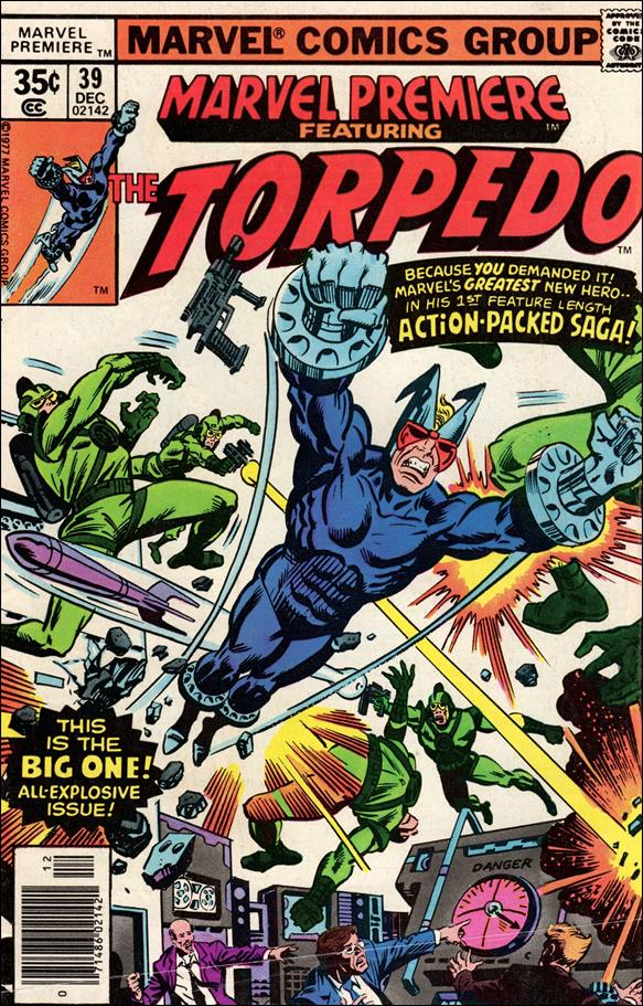 Marvel Premiere 39-A by Marvel