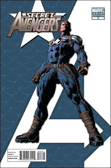 Secret Avengers (2010) 6-D by Marvel