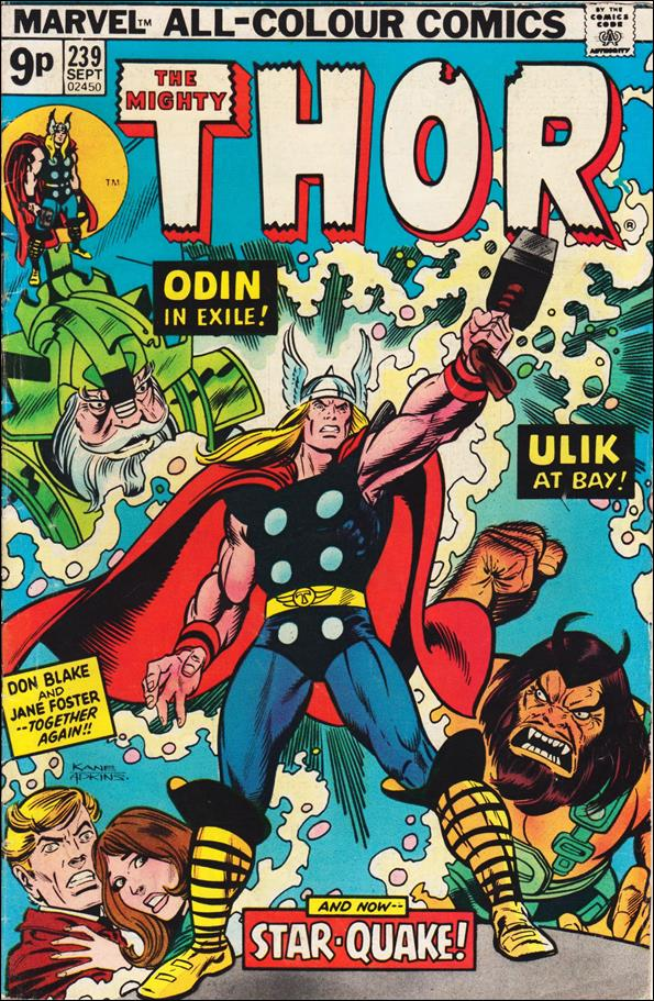Thor (1966) 239-B by Marvel