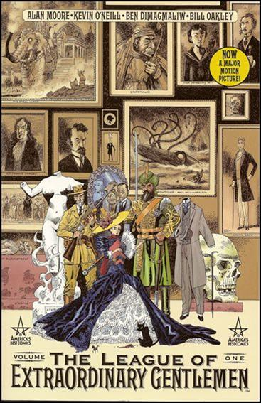 League of Extraordinary Gentlemen 1-D by America's Best Comics