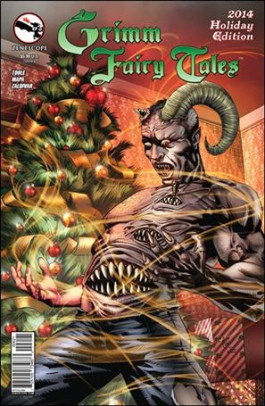 Grimm Fairy Tales Holiday Edition 2014-B