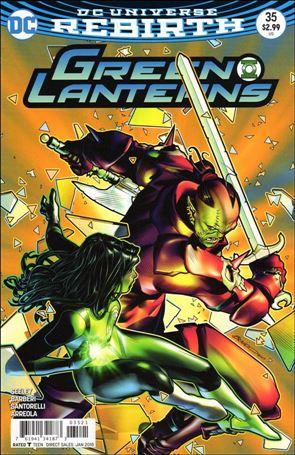 Green Lanterns 35-B