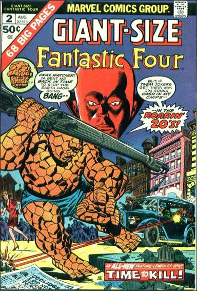 Giant-Size Fantastic Four 2-A by Marvel