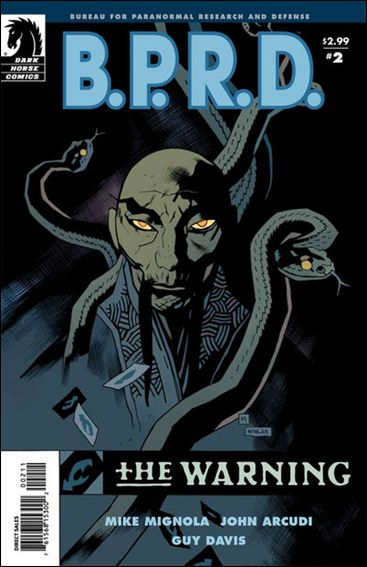 B.P.R.D.: The Warning 2-A by Dark Horse